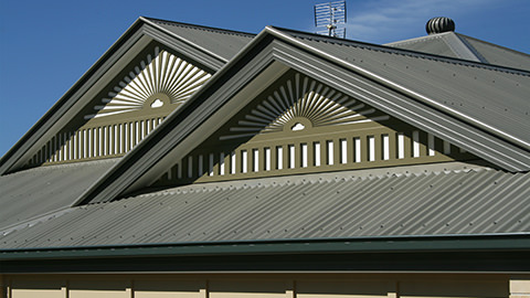 Border Metal Roofing